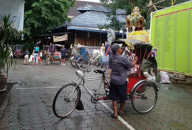 Chiang Mai Samlor Trishaw 01