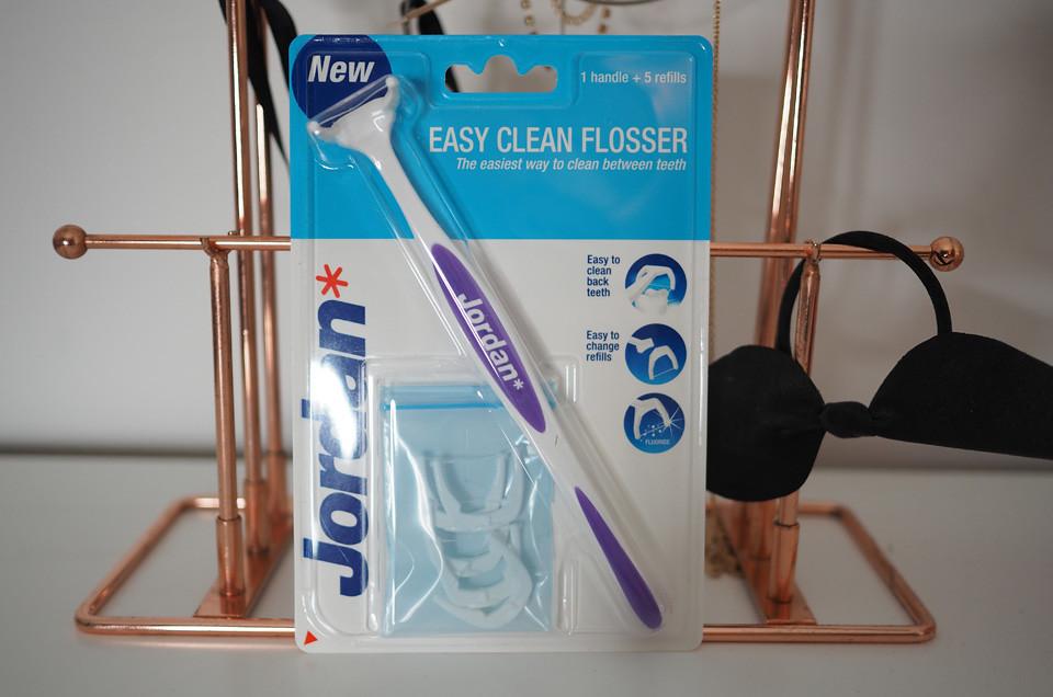 Jordan easy clean flosser