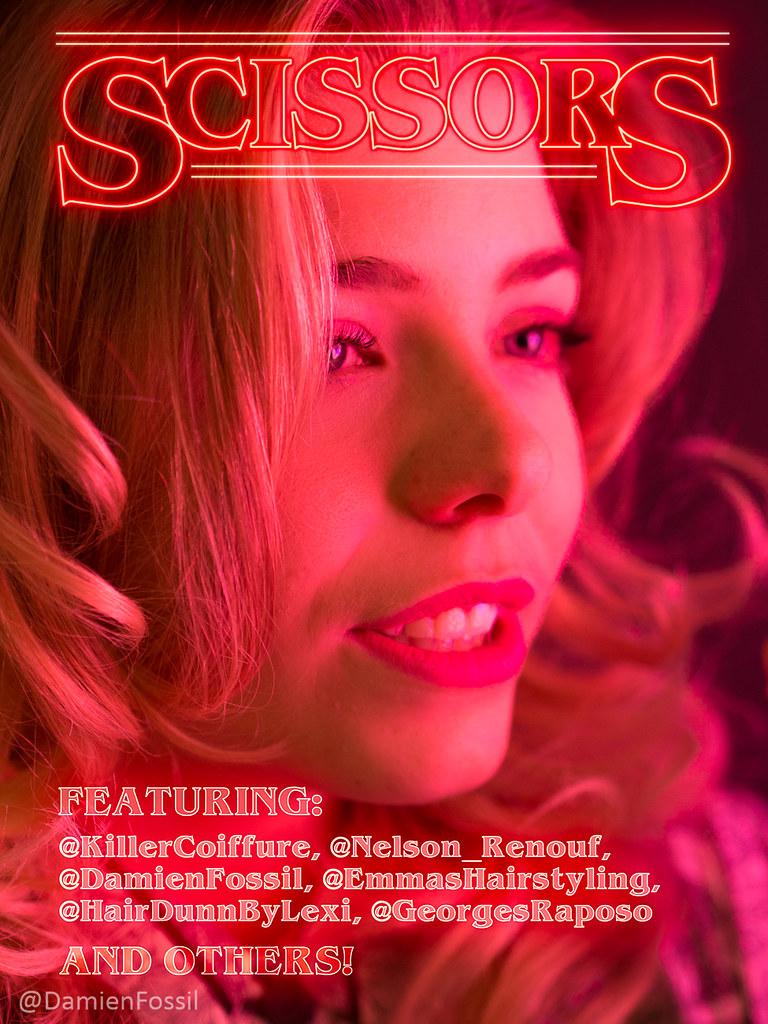 Scissors Hair Studios by Damien Laliberte (Damien Fossil)