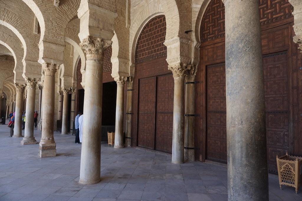 kairouan mosque door