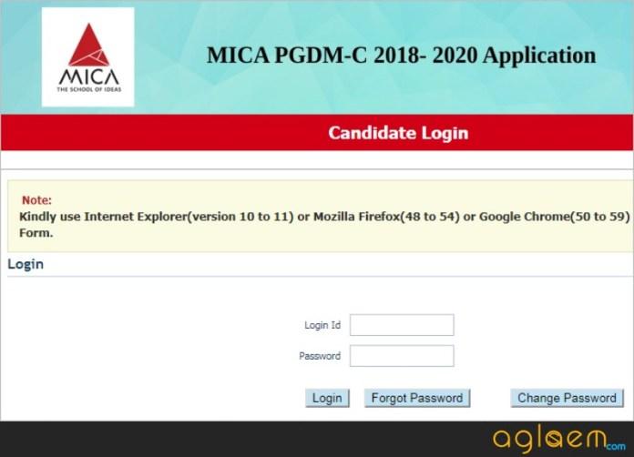 MICAT II 2018 Result