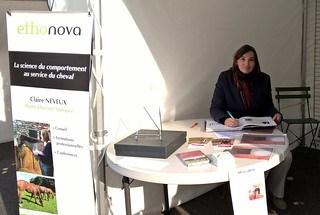 Claire Neveux of Ethonova | Equus Education