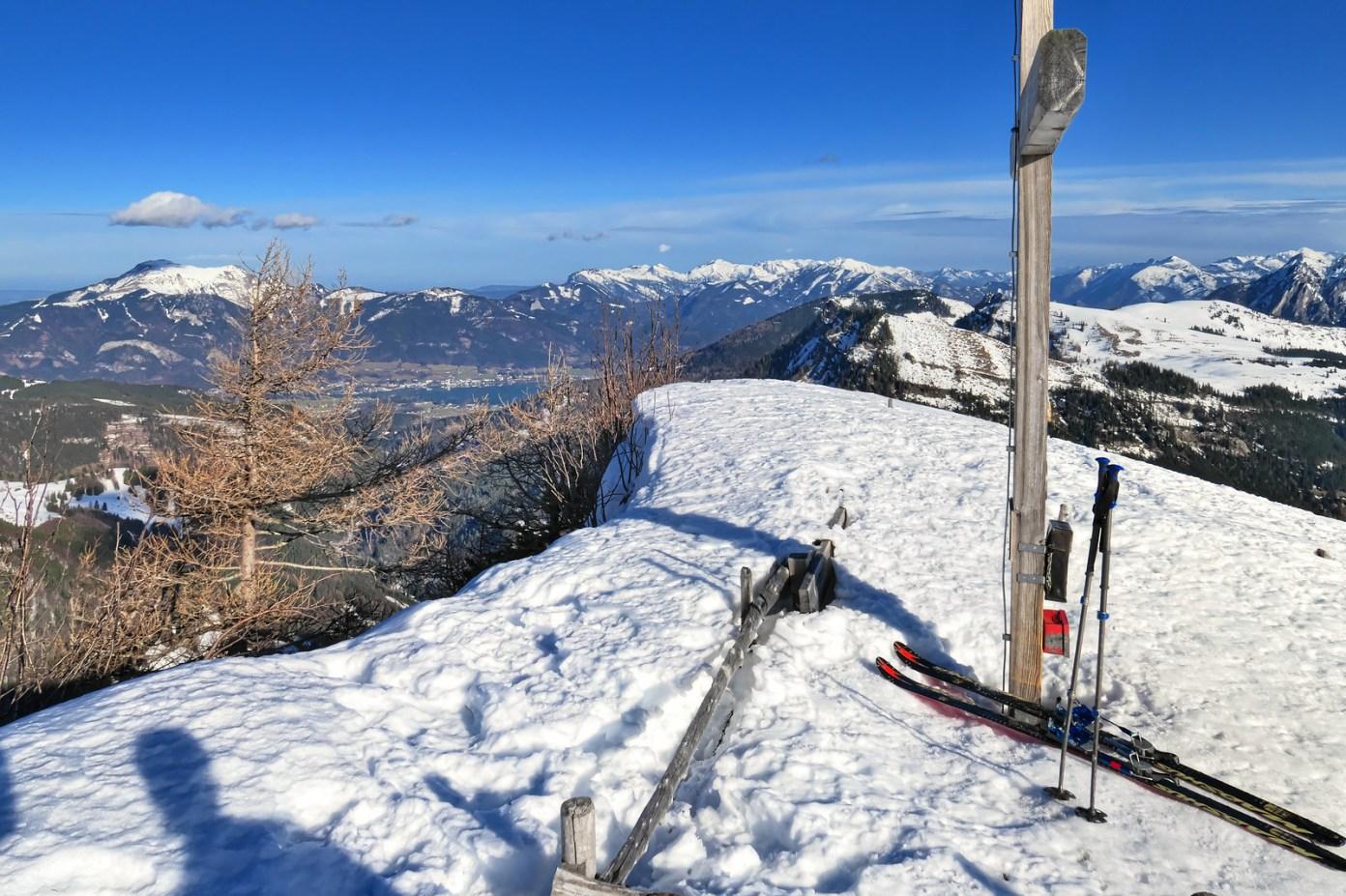 Pitschenberg Gipfelkreuz