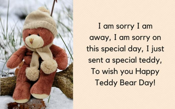 Teddy Day 2019 Happy Teddy Day Images Quotes Faux Rose Teddy For