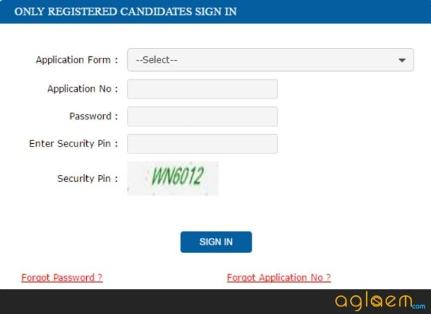 OJEE MBA 2019 Admit card download
