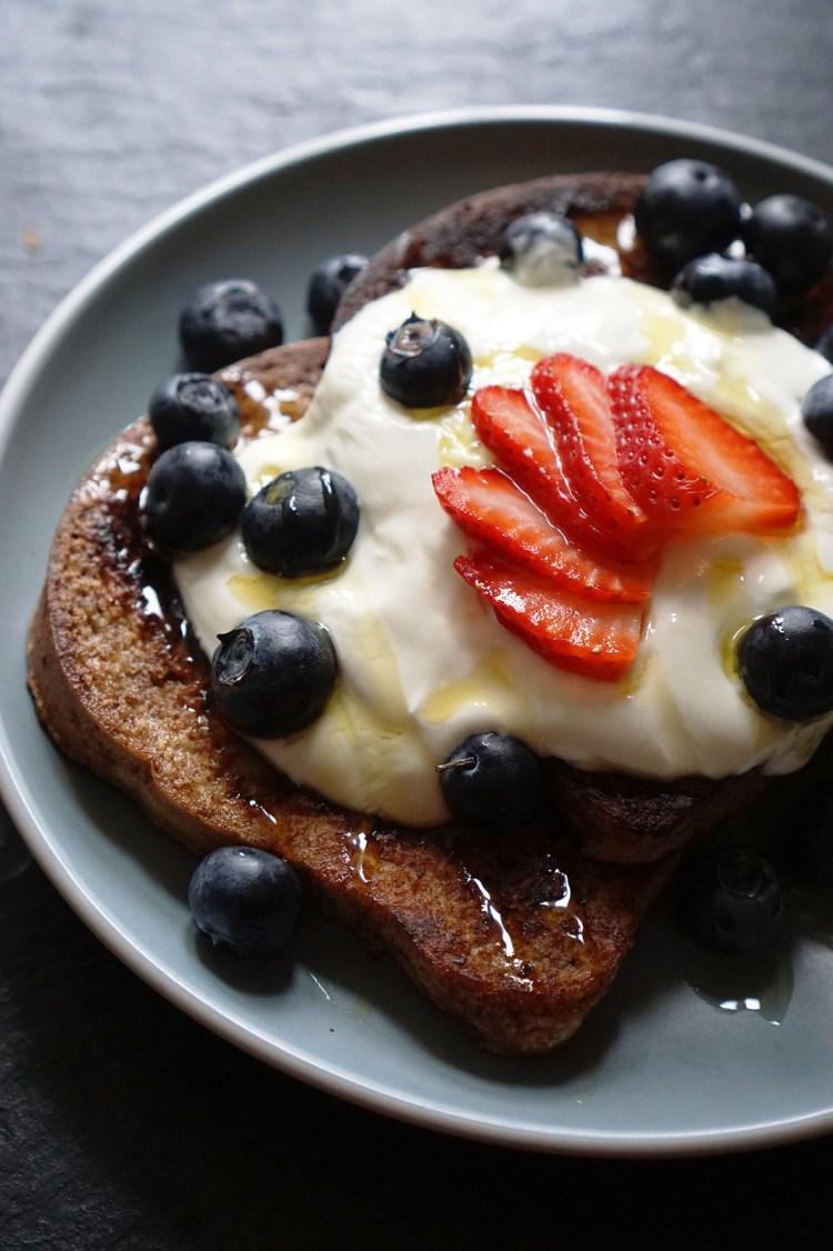 Gluten free French toast | gluten free breakfast recipe