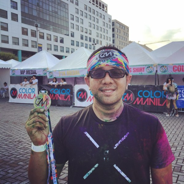 6 Years of Color Manila Running