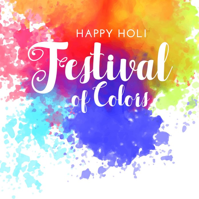 happy holi wishes 2019