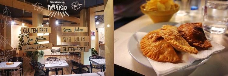 gluten free empanadas from Celiacruz | gluten free Valencia | gluten free Spain | Gluten free Travel