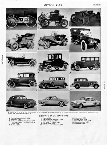 1954 cadillac cars » Evolution of U S  Motor Cars  1896 1956   Alden Jewell   Flickr     Evolution of U S  Motor Cars  1896 1956   by aldenjewell
