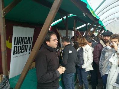 Urbanbeer Zamudioko Garagardo ekoizpena