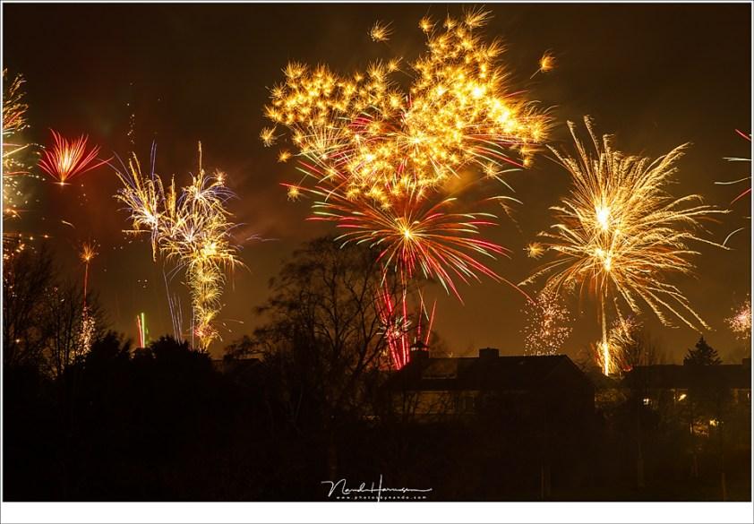 vuurwerk nando harmsen nieuwjaar 2018