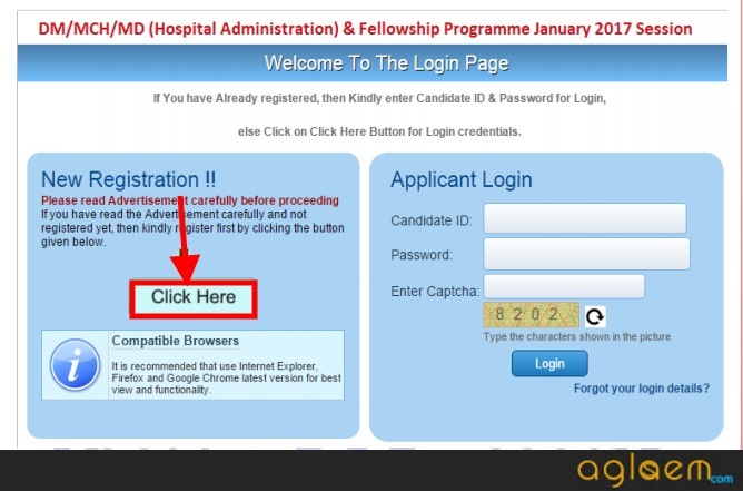 AIIMS MDS 2018 July Application Form - Apply Online on