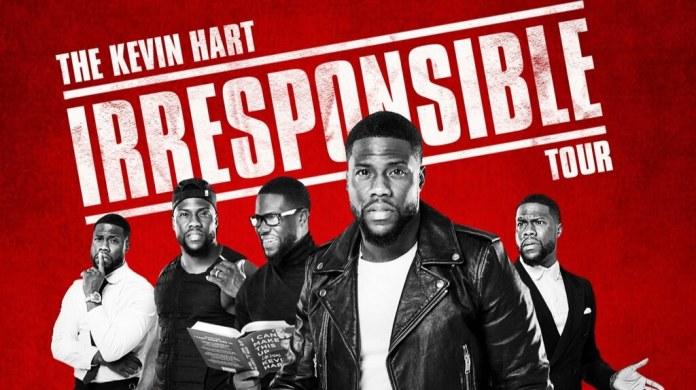 Kevin Hart: Irresponsible Tour Coming to Winnipeg June 1