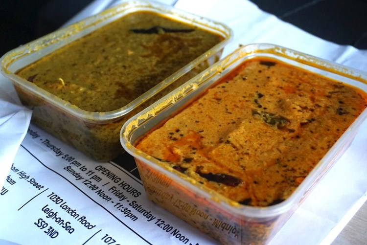 Indian curries from Yak & Yeti | gluten free Holloway & Finsbury Park guide | North London