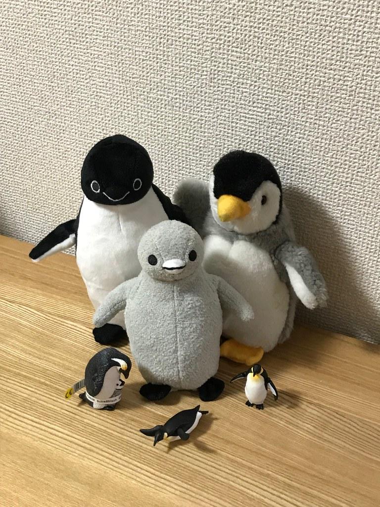 Suicaのペンギンのぬいぐるみ Tatsuo Yamashita Flickr