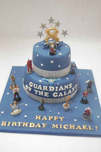 Guardians Of The Galaxy Cake Beautiful Birthday Cakes