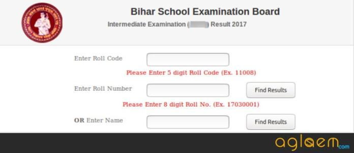 BSEB Result for 12th Art, Science, Commerce