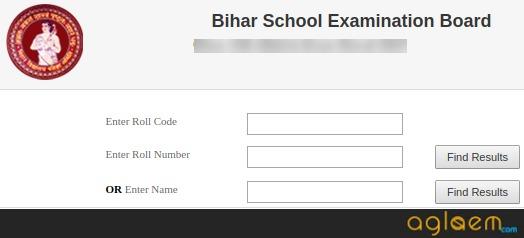 Bihar Board Matric Result 2018