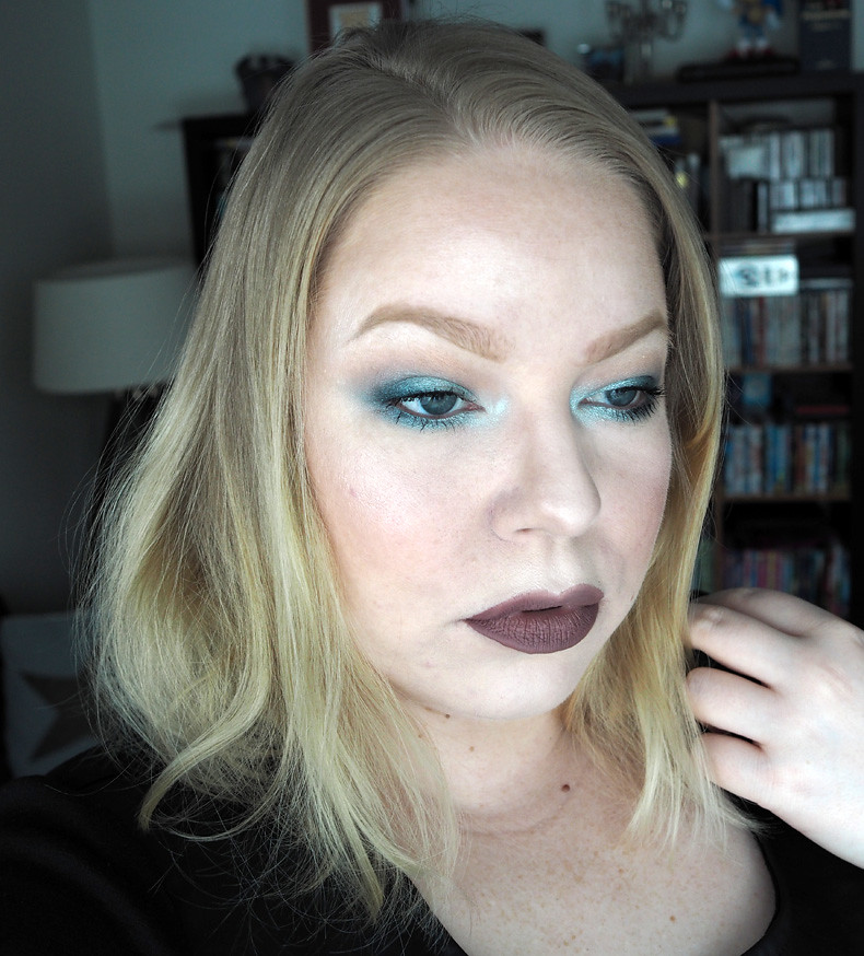 my little pony colourpop kat von d sanctuary