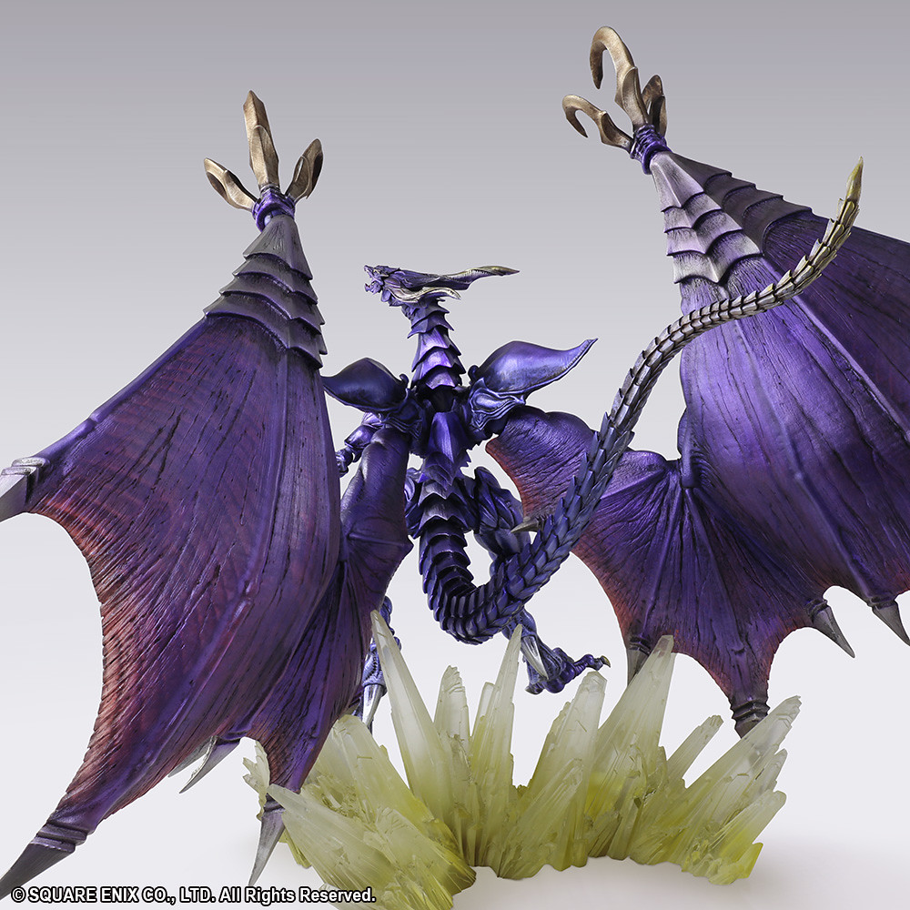 BRING ARTS「最終幻想 幻獸神 巴哈姆特」18年6月發售 - orz750201的創作 - 巴哈姆特
