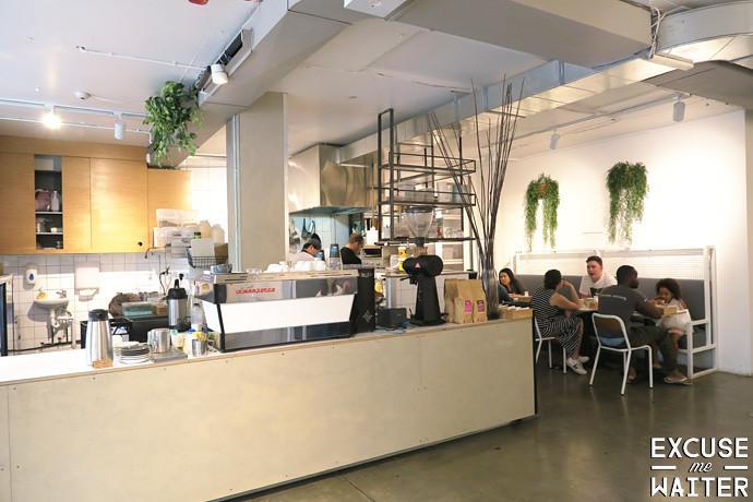 Cafe  Crows Nest Menu