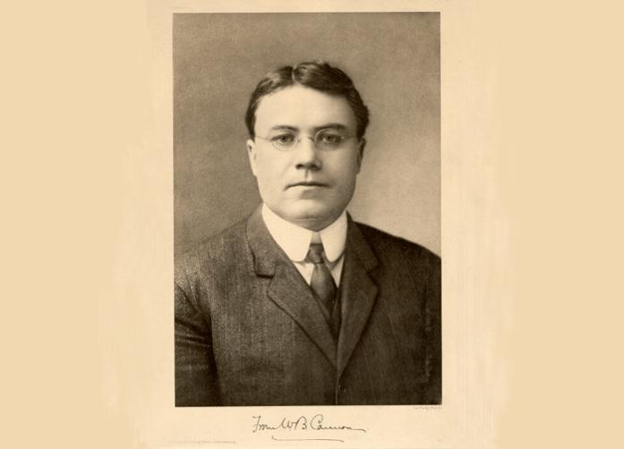 Walter Bradford Cannon (1871-1945)