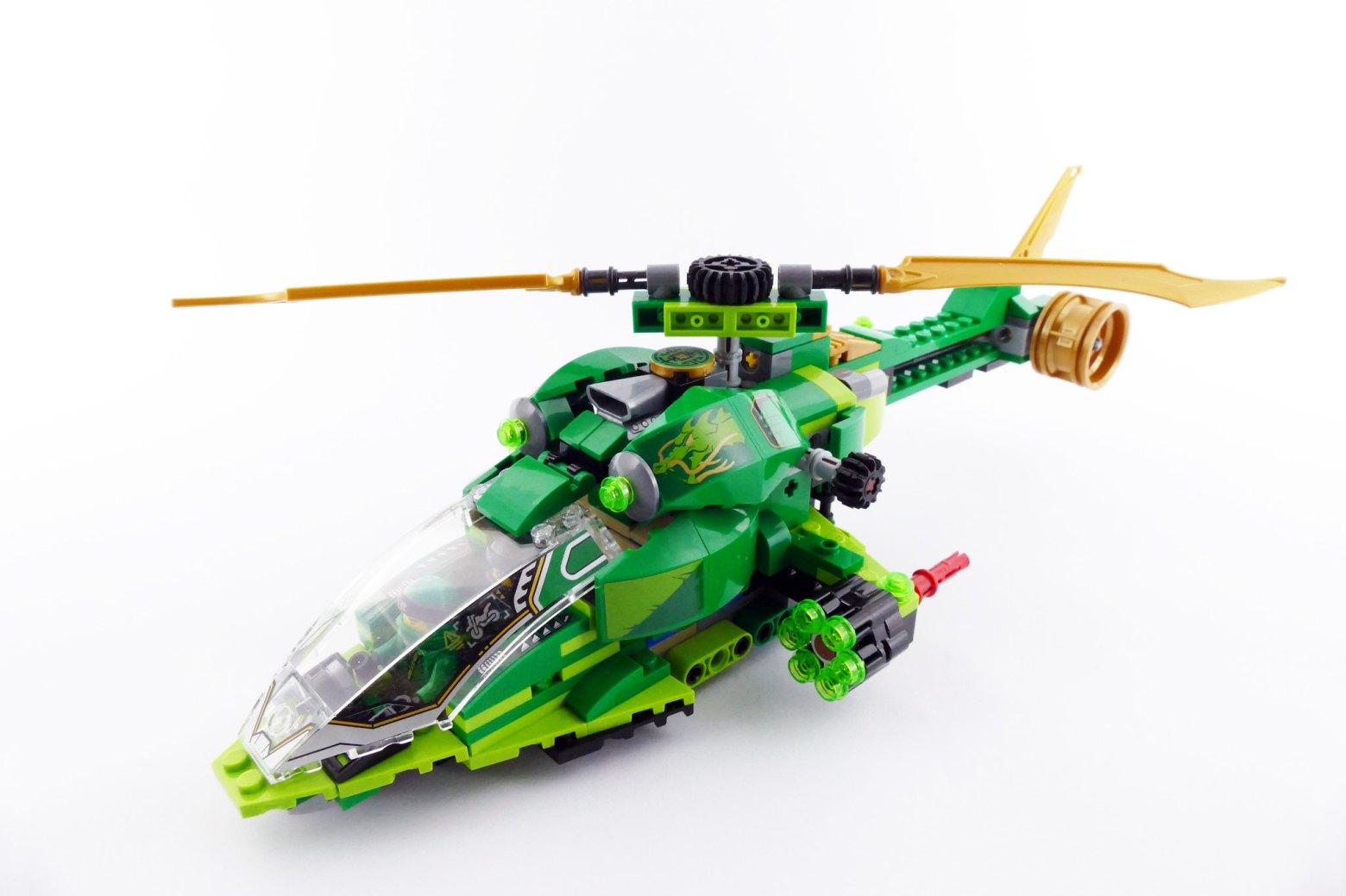 Geckopter & X-Trike LEGO Ninjago 70641 Alternate MOC