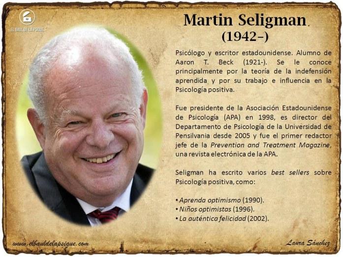 El Baúl de los Autores: Martin Seligman