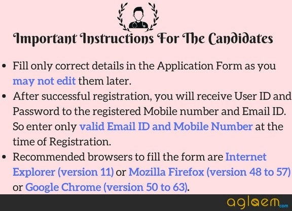 Instructions For JIPMER 2018 Registration   Step By Step Guide