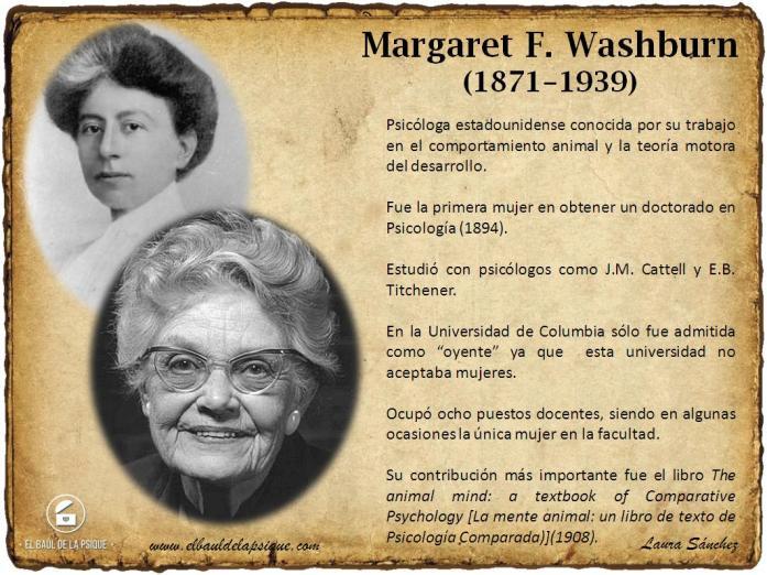 Margaret F. Washburn