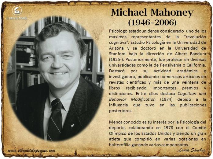 El Baúl de los Autores: Michael Mahoney