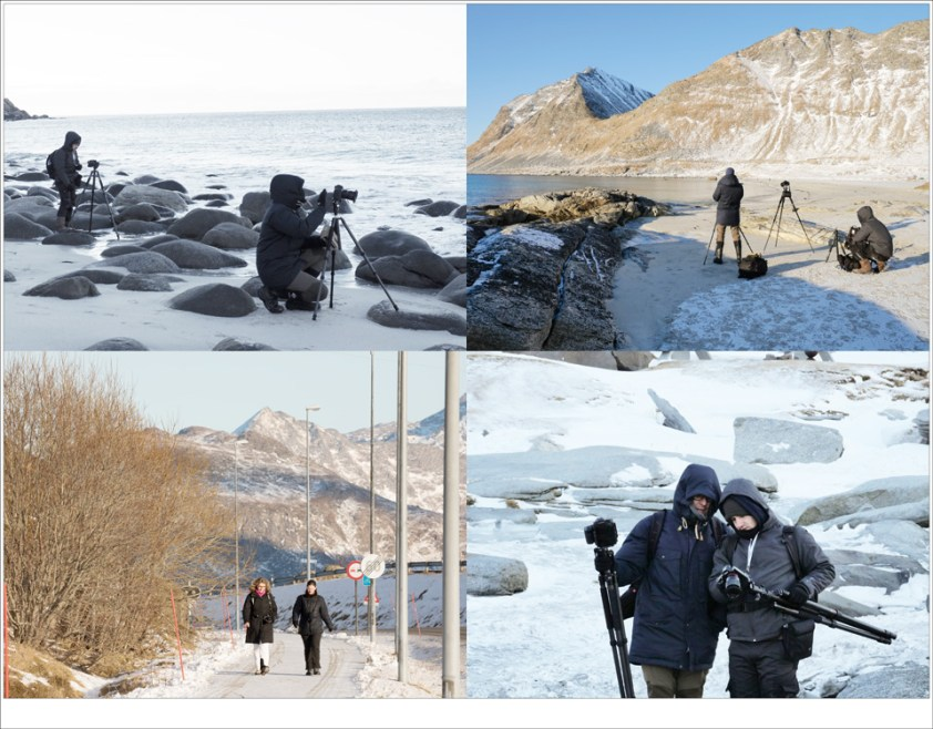 Een impressie van de fotoreis: Winter op Lofoten
