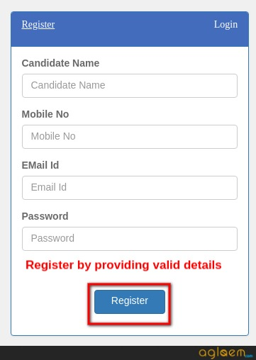 GITAM GAT 2019 Application Form
