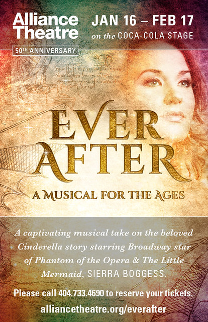 Ever After at Atlanta's Alliance Theatre