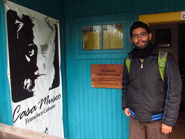 Casa Museo Francisco Coloane (Quemchi / Chiloé)