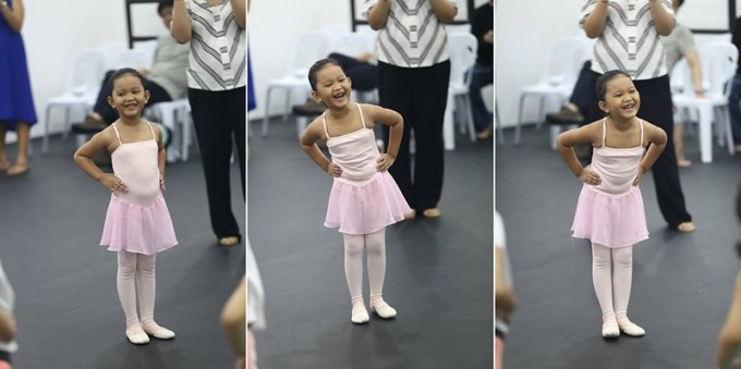 ballet lessons at ballet manila fisher mall