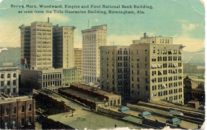 Image result for Brown Marx Building