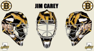 Image result for jim carey mask hockey