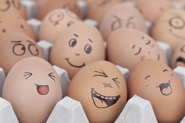 Lovely eggs