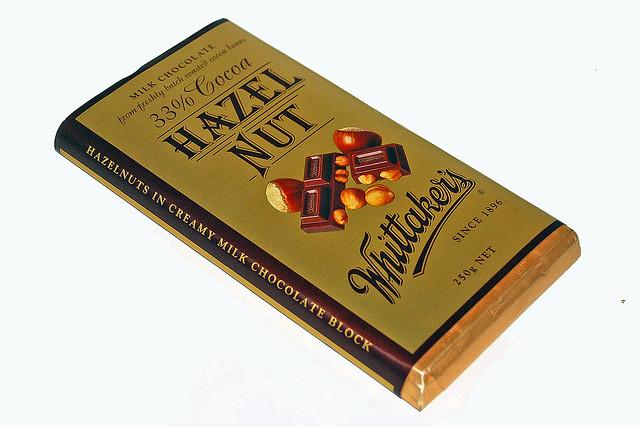 Hazel Nut Chocolate