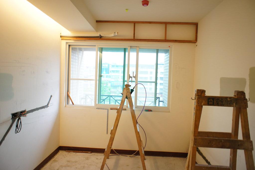 冷氣安裝 包樑藏冷媒管 不一定全做天花板 | Flickr
