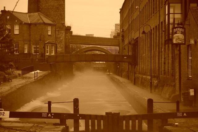 Bridgewater Canal, Castlefield, Manchester