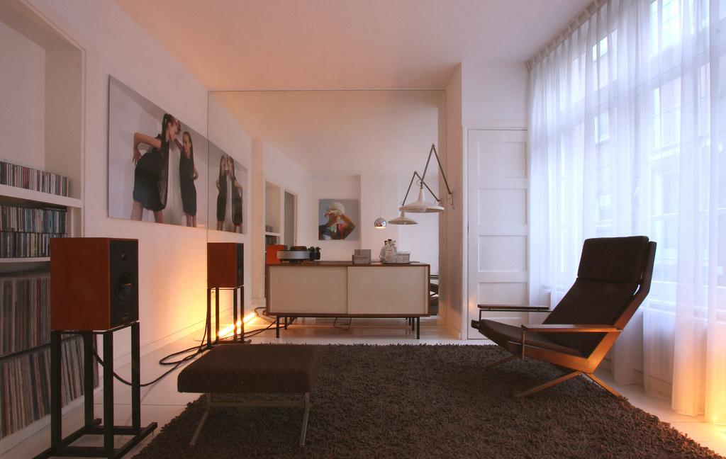 Amsterdam Apartment 2 Flickr