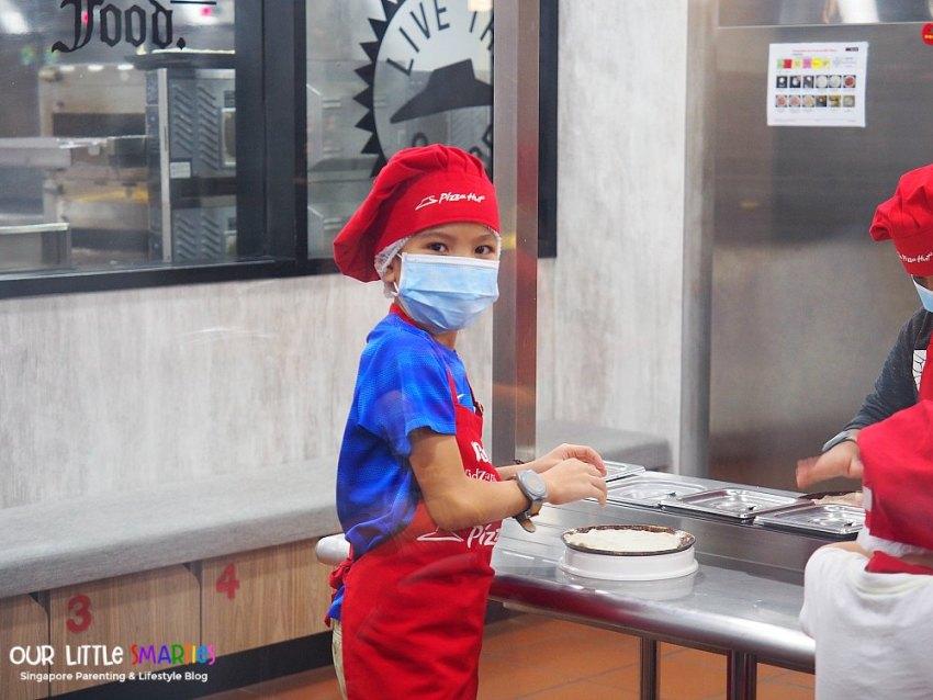 Kidzania Pizza Hut