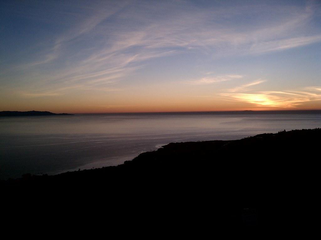 Partial of Catalina Islands