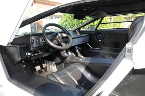 Lamborghini Countach Replica Interior Lamborghini