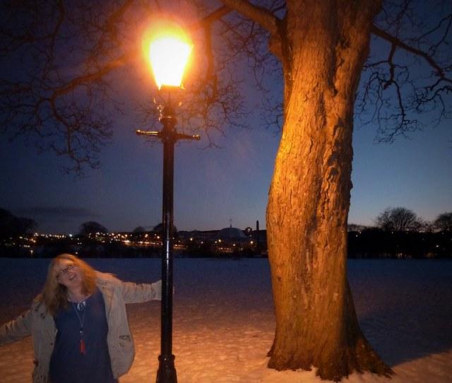 Singin In The Snow By Peterpreston