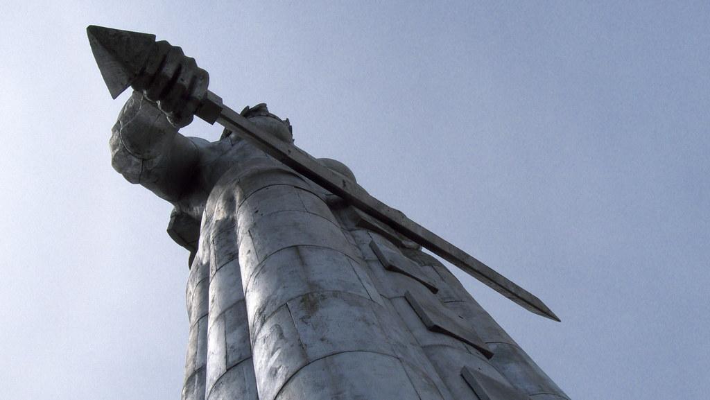Tbilisi: Narikala Fortress