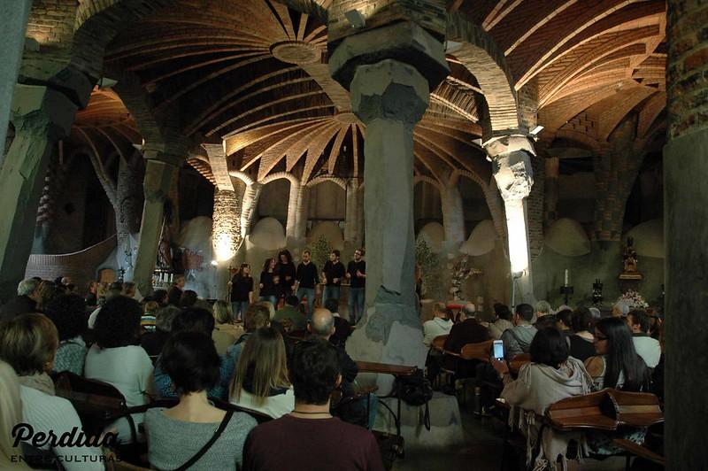 Ciclo concierto 'Oh Happy Gaudí'